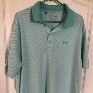 Set of 3 Under Armour Polo Shirts.